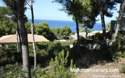 plot-with-sea-views-cala-provençals-mallorca
