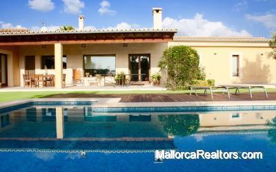 Einstöckiges Einfamilienhaus mit Pool im Wohngebiet von Marratxi