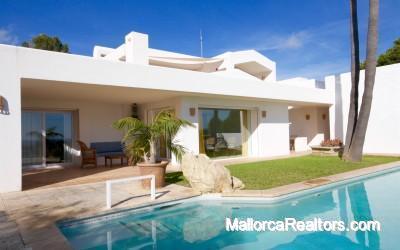 Villa mit Meerblick in Osten Mallorca