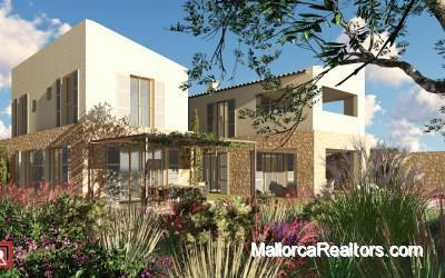 Luxus Wohnprojekt mit Weinkeller und Weinberg in Mallorca