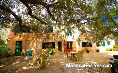Landtourismus Hotel in der Nähe des Meeres in Mallorca