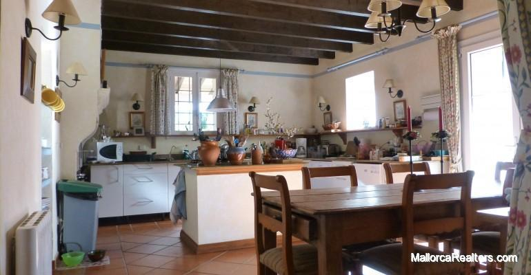 Fully Refurbished Country House In Santa Margalida, Dating Back To The XVII  Century, With Independent Studio Flat And Apartment