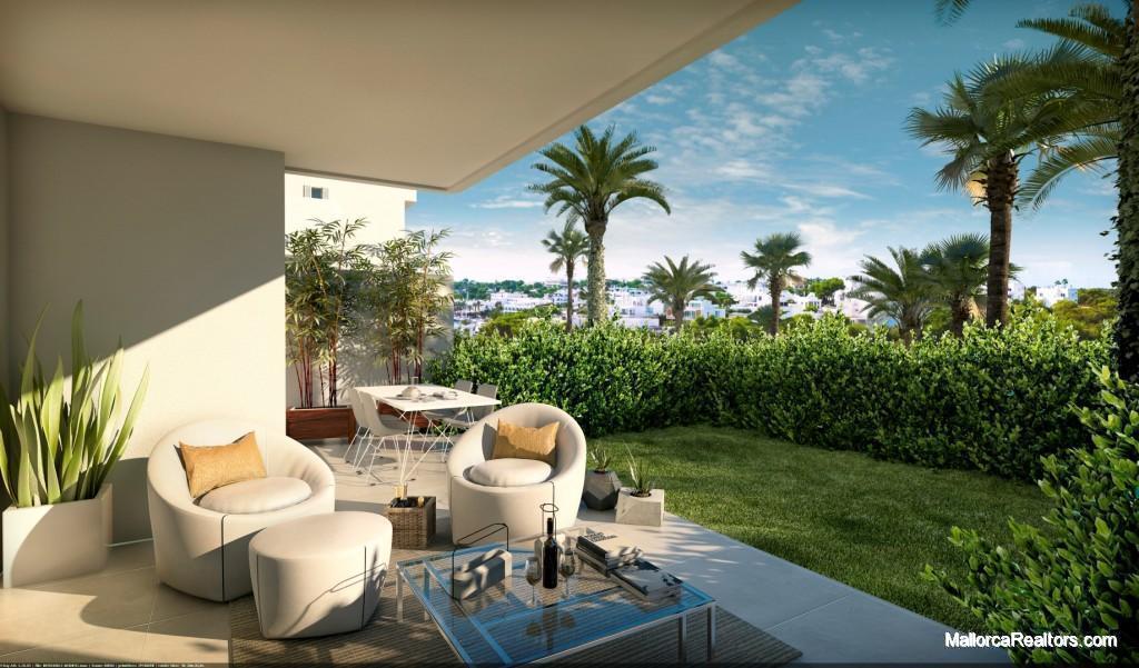 Haus direkt am Meer, Cala Dor, Cala Llonga, Mallorca, Haus mit ...