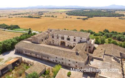 Eindrucksvoller mallorquinischer Gutshof